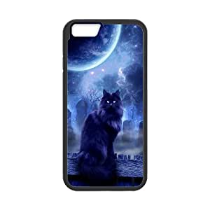 CHENGUOHONG Phone CaseGrumpy Cat,Because Cats For Apple Iphone 6 Plus 5.5 inch screen Cases -PATTERN-17