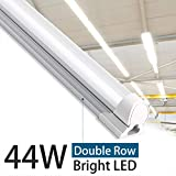 Barrina (Pack of 6) 8ft Led Tube Light