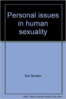 Book Personal issues in human sexuality