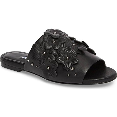 CHARLES BY CHARLES DAVID Women's Sicilian Black Leather 7.5 M US