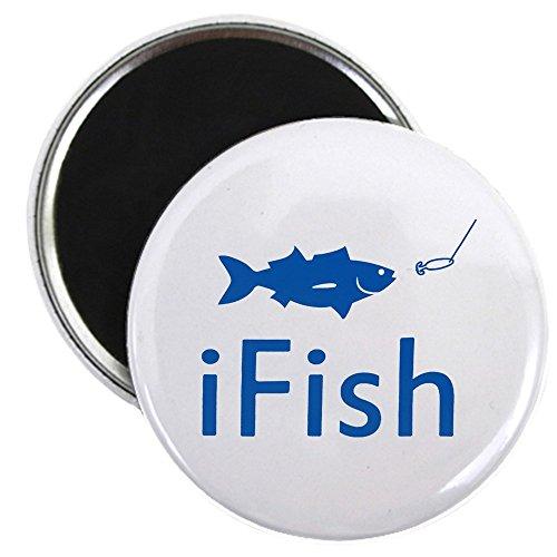 2.25 Inch Magnet iFish Fishing Fisherman