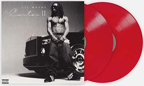 Tha Carter II (Exclusive Limited Club Edition Red 2XLP Vinyl) by Cash Money Records