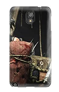 Fashion Tpu Case For Galaxy Note 3- Mortal Kombat X Defender Case Cover