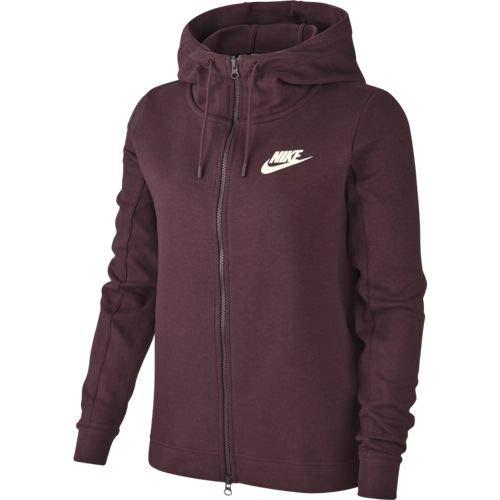 Nike Damen Optic Hoodie Full Zip Kapuzenjacke