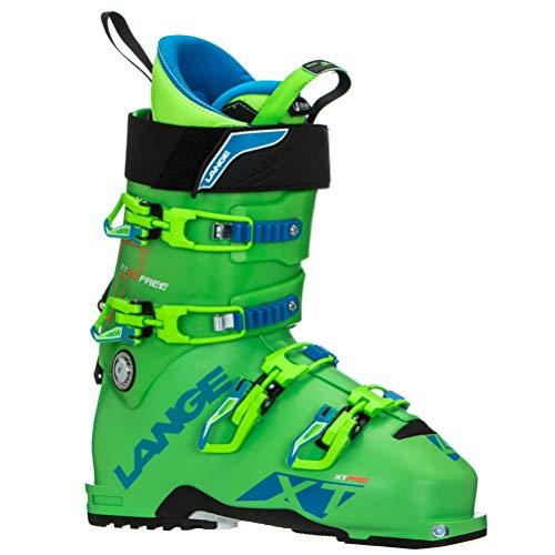 Lange XT Free 130 Ski Boots 2020-29.5/Green