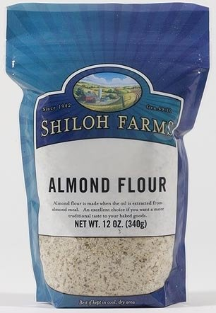 Shiloh Farms: Almond Flour 12 Oz (6 Pack)