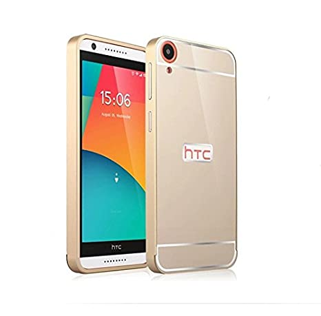 the latest 26c00 34391 Kapa Acrylic Back + Metal Bumper Case Cover for HTC Desire 826 ...