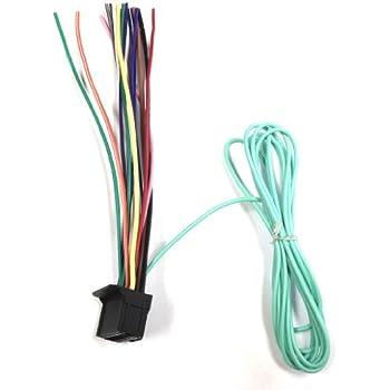 pioneer power cord harness speaker plug for dvd receiver cdp1435  avh-x8500bhs, x5500, x4500, x3500, x2500, x1500 -xtenzi