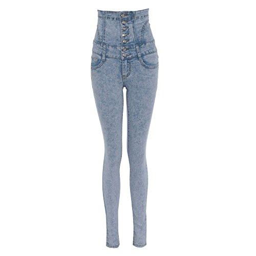 Donna Divadames Blue Donna Divadames Jeans Jeans H6dqSSw0