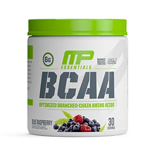Muscle Pharm BCAA 3:1:2 Powder, Blue Raspberry