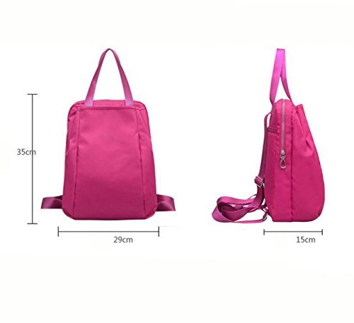 Sports Bag Bag Sports Travel Network Bag Bag Waterproof Shoulder Ladies THwBSqS