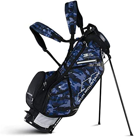 Sun Mountain Golf 2018 3.5 LS Stand Bag