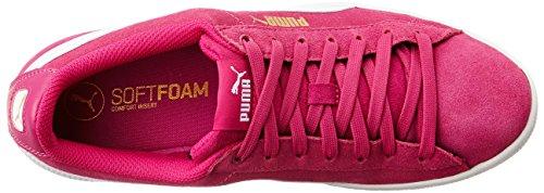 Sneakers Puma Damen Vikky Rosa (rosa Viola-puma Bianco 17)