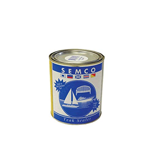 Semco Teak Sealer Clear Quart (Outdoor Semco)