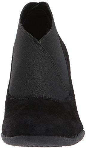 Clarks Femmes Adya Luna Robe Pompe Daim Noir