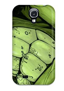 ISPEqmJ3287DUCRg Anna Paul Carter Awesome Case Cover Compatible With Galaxy S4 - Hulk