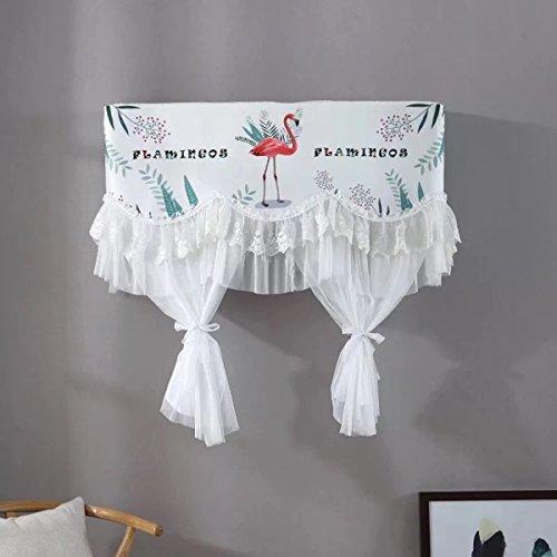 エアコンカバー フィット感 ガーデニング おしゃれ 直風を防ぐ 室外 インテリア 家庭用 洗える 月間に座る 室内機カバー 北欧風 防塵 防湿 SFANY