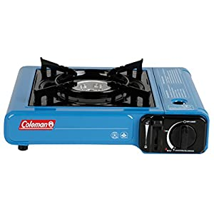 Coleman Portable Butane Stove with Carrying Case 10