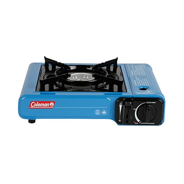 Coleman Portable Butane Stove with Carrying Case 1