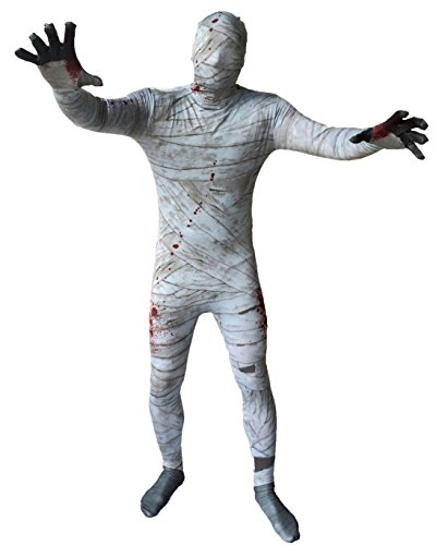 Mummy Costume Images (EDS Costumes Full Body Fun Suit (Mummy Costume))