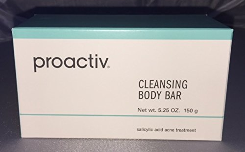 Proactive Cleansing Body Bar Acne Soap Bar – 5.25 oz 150g NIB Review