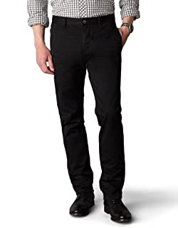 Dockers Men's Alpha Khaki Pant, Black - discontinued, 36W x 34L (B004VQ9BMC) | Amazon price tracker / tracking, Amazon price history charts, Amazon price watches, Amazon price drop alerts
