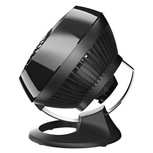 Small Air Circulating Fans : Vornado small whole room air circulator fan black