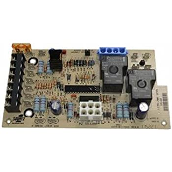 s1-03101264002 - coleman upgraded oem replacement furnace control circuit  board