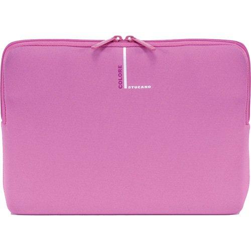 Tucano Second Skin Colore Neopren-Hülle für Netbooks und Sub-Notebooks 25,4 - 27,9 cm (10 - 11 Zoll), pink