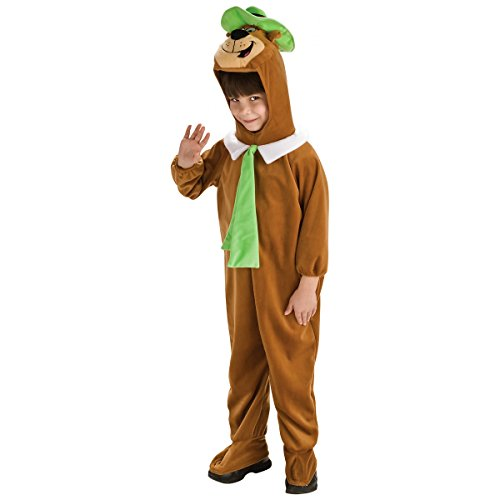 [Deluxe Yogi Bear Costume - Toddler] (Yogi Bear Halloween Costume)