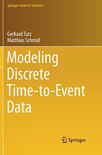 Modeling Discrete Time-to-Event Data (Springer Series in Statistics) PDF