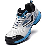 Jazba SKYDRIVE 110 Cricket Shoes for Men I Durable Traction Rubber Stud I