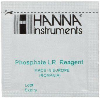 Hanna HI713-25 Phosphate Meter Checker Reagents, HI 713-25 for Phosphate Checker HI713 - Presented by Magnum Media by HI