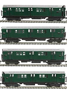 Amazon.com: MTH TRAINS; MIKES TRAIN HOUSE MTA R-21 4 Car ...
