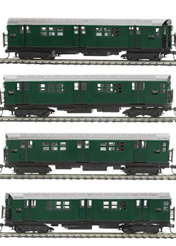 【数量は多】 MTH TRAINS; MIKES TRAIN PS3 HOUSE MTA TRAINS; R-21 4 CAR Set Subway Set PS3 B07JK949ZS, 通販パーク:3896ffc9 --- sinefi.org.br