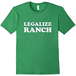 Men's Legalize Ranch T-Shirt Large Grass