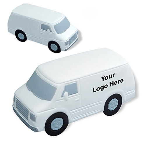 - 100 Quantity - $2.15 Each - PROMOTIONAL PRODUCT / BULK / Branded with YOUR LOGO / CUSTOMIZED (Promotional Van)