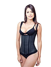 Nolama Women's Classic Waist Cincher Belt Latex Sports Workout Waist Trainer Corset