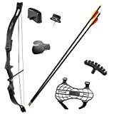 adult starter bow and arrow set - Crosman Elkhorn Jr. Compound Bow