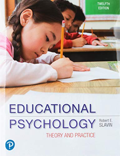 Educational Psychology: Theory and Practice, plus MyLab Education with Pearson eText -- Access Card Package (12th Edition)