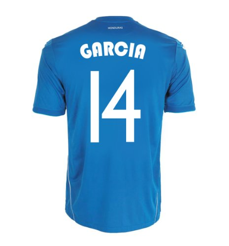 Joma Garcia #6 Honduras Away Jersey World Cup 2014