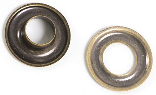 Dritz 1-38 Grommets, Antique Brass 8-Count from Dritz