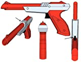 ZAPPER GUN FOR NINTENDO NES ZAPPER (ORANGE AND GREY VERSION) (ZAPPER GUN FOR NINTENDO NES ZAPPER (ORANGE AND GREY VERSION), ZAPPER GUN FOR NINTENDO NES ZAPPER (ORANGE AND GREY VERSION))