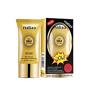 Glamyou Maliao Wow 24K Gold Face Primer Gel 40 ml