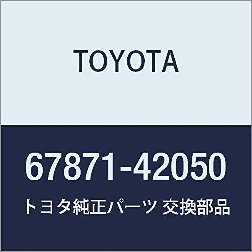 TOYOTA Genuine 67871-42050 Door Weatherstrip