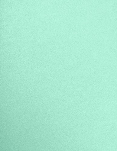 8 1/2 x 11 Cardstock - Lagoon Metallic (50 Qty) | Perfect for Printing, Copying, Crafting, various Business needs and so much more! | 81211-C-50-50