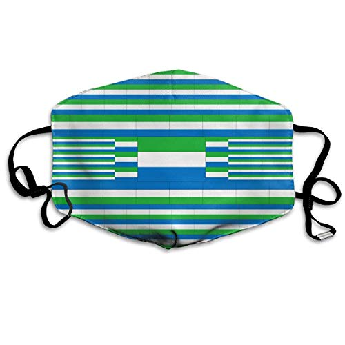- Liayai7. Sierra Leone Flag Dust,Face Mask Washed,Reusable Outdoor Activities Windproof 7 X 4.3 Inch Mouth Masks
