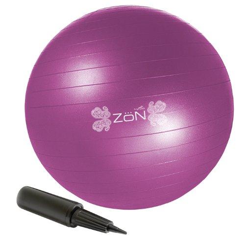 ZoN Pink Balance Ball - 65 cm
