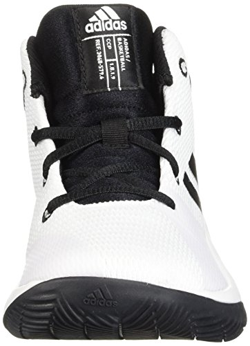 Pictures of adidas Kids' Pro Elevate 2018 Basketball Shoe M US Little Kid 6