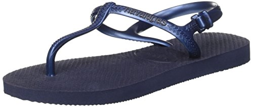 Blue Para Sandalias Havaianas navy Azul Mujer Freedom BRqqawY